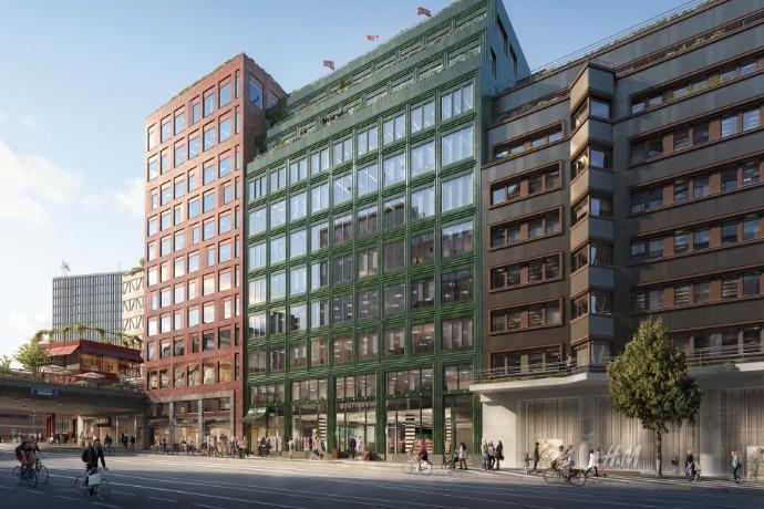EY flyttar svenska huvudkontoret till nytt centralt läge i Stockholm