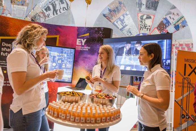 Women In Tech-event på temat AI i Sverige 2020