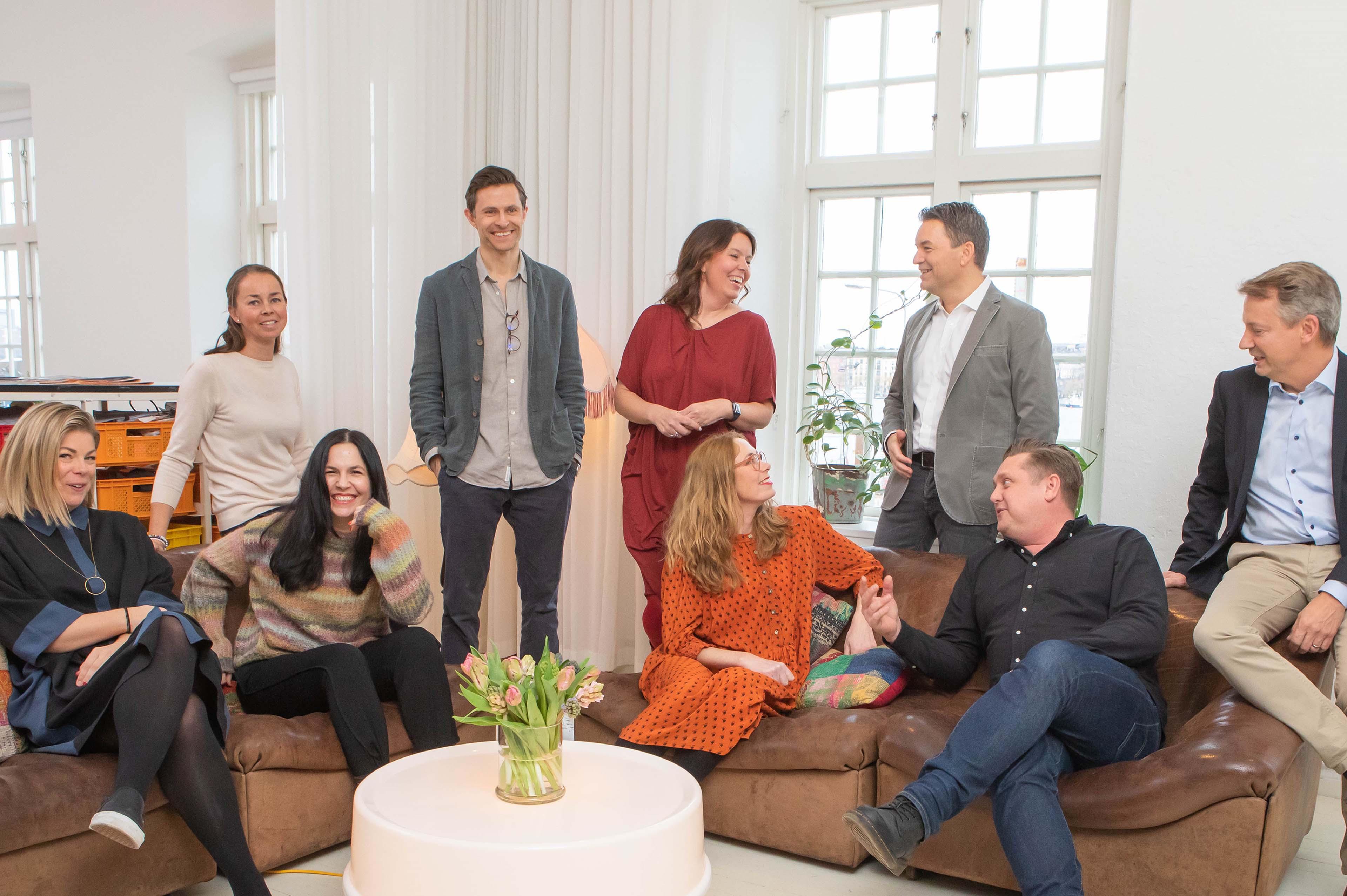 EY meddelar köp av design- och innovationsföretaget Doberman