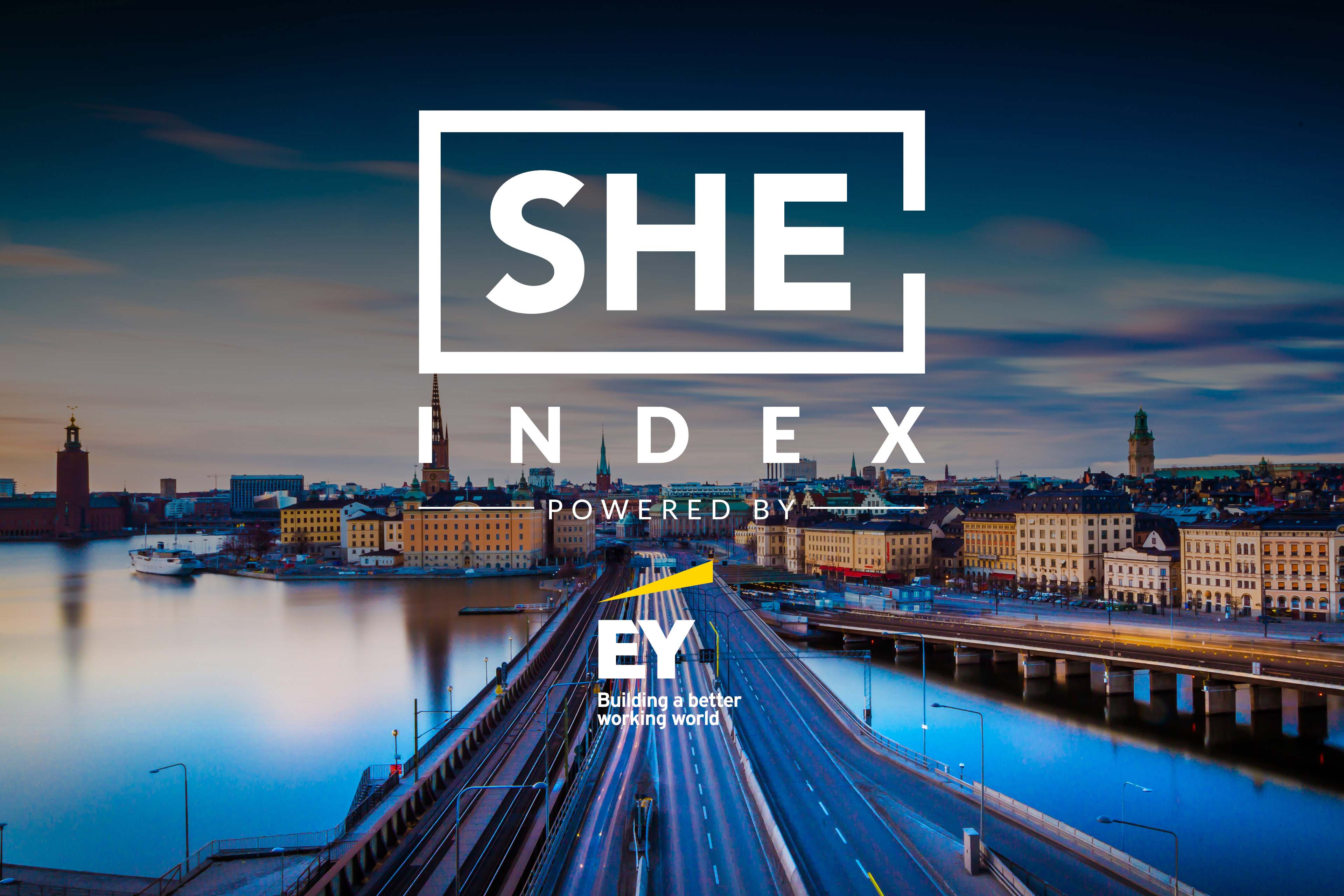 She Index powered by EY