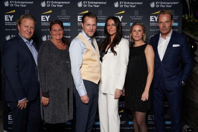 Årets jury till entreprenörstävlingen som firar 25 år