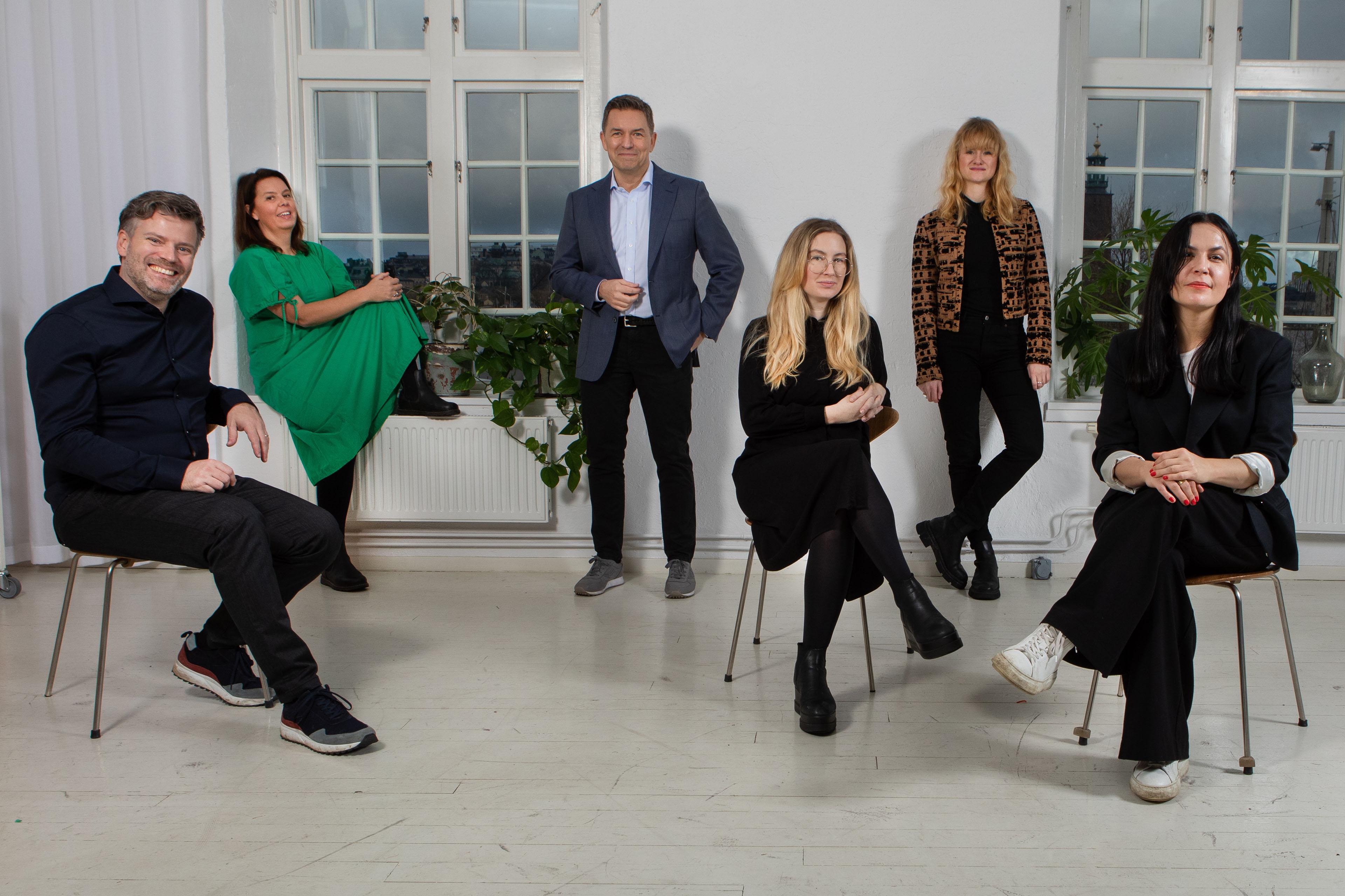 EY Doberman accelerates within sustainability - launches new innovation studio