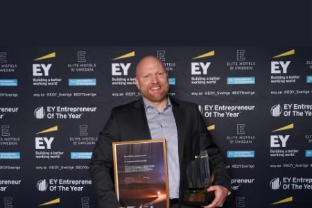 I slutet av mars utsågs David Modig, Modig Machine Tool AB, till Sveriges främsta entreprenör vid den nationella finalen av EY Entrepreneur Of The Year. Nu har det blivit dags för den svenske vinnaren att göra upp med entreprenörer från hela världen då World Entrepreneur Of The Year går av stapeln.