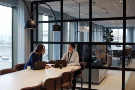 Idag tar EY nästa kliv mot framtidens arbetsplats