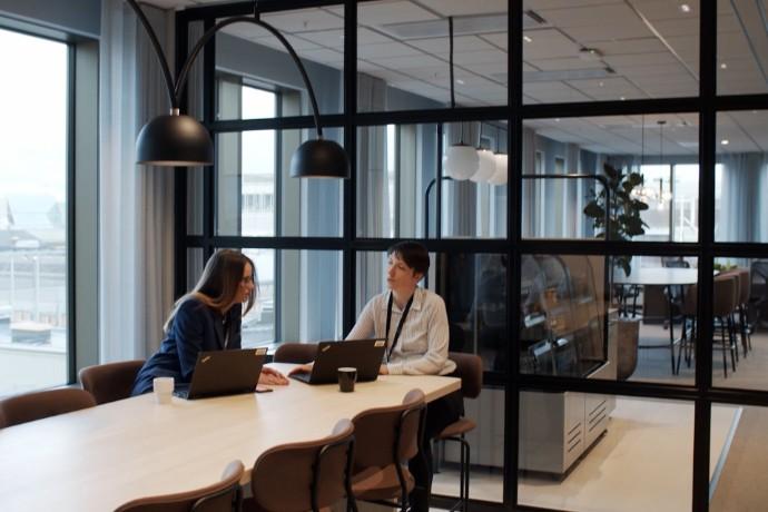 Fokus på hållbarhet, flexibilitet och innovation på EY:s nya huvudkontor
