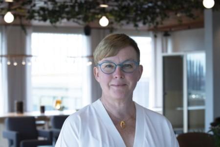 Photographic Portrait of Anja Hjelström
