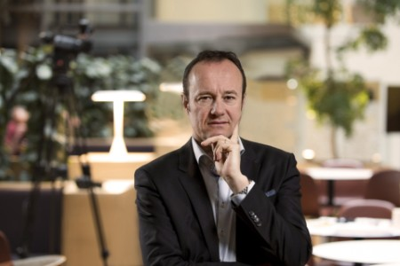 Photographic portrait of Jan Koch