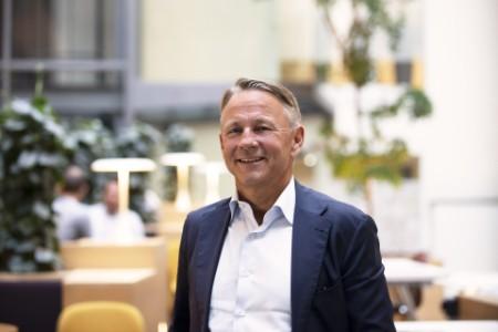 Porträttbild av Krister Skålberg