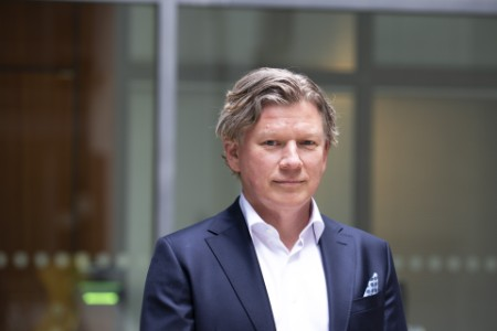 Photographic portrait of Olof Åkesson