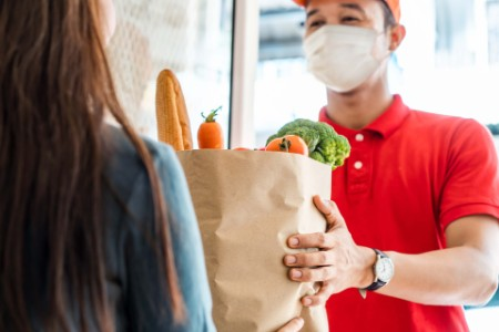 Förändrade konsumentmönster till följd av coronapandemin