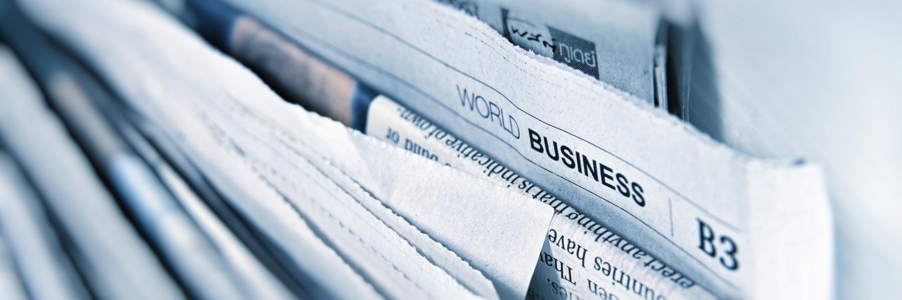Sosyal Güvenlik ve İş Mevzuatı Hizmetlerine ait makaleleri betimleyen gazeteler