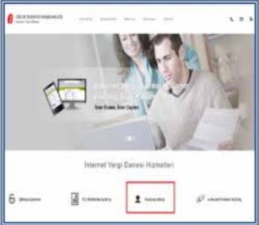 Görsel: İnternet vergi dairesi hizmetleri