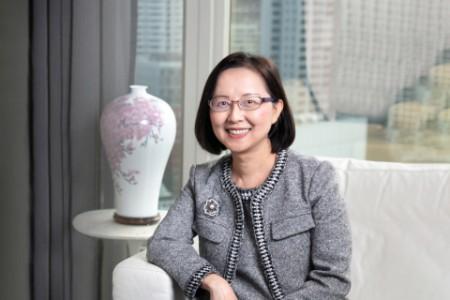 安永香港及澳门区主管合伙人陈瑞娟