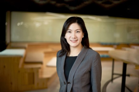 EY Greater China Talent Leader Alice Wong