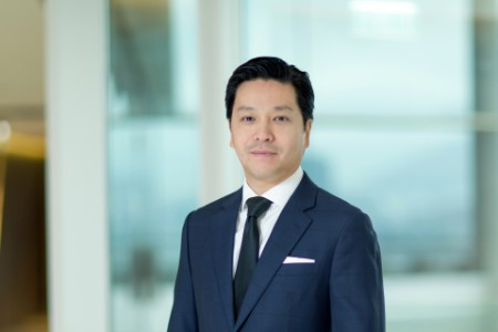 Brian Pong General Counsel of EY in Asia-Pacific Area and Greater China