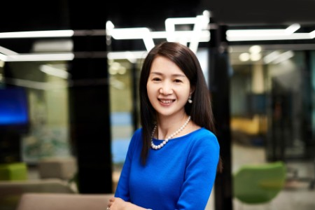 Erica Su, EY Greater China Managing Partner, Strategy and Transactions