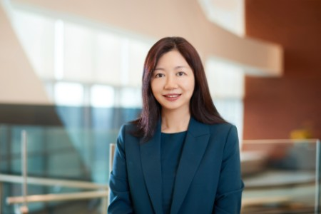 Helen Wang , EY Greater China Managing Partner, Consulting