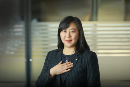 Jane Yang Government & Public Service Market Segment Leader of EY in Greater China