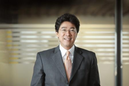 Joe Tsang Managing Partner of EY in China North