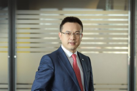 Pengcheng Wang Managing Partner, Assurance of EY in Greater China