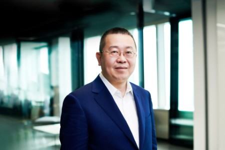 Tony Mao EY Greater China Assurance Chief Operating Officer