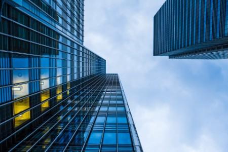 當代企業摩天大樓