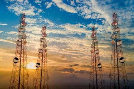 5G 基地台接收站