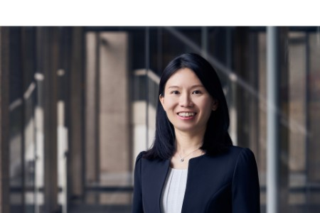 Photographic portrait of  Anna Tsai