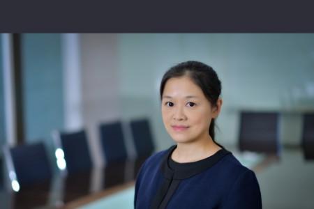 Photographic portrait of Christina Tseng