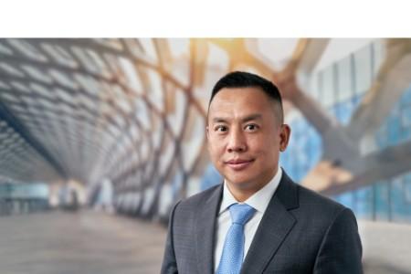 Photographic portrait of  Tony Chang